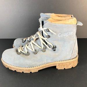Vintage Cougar boots